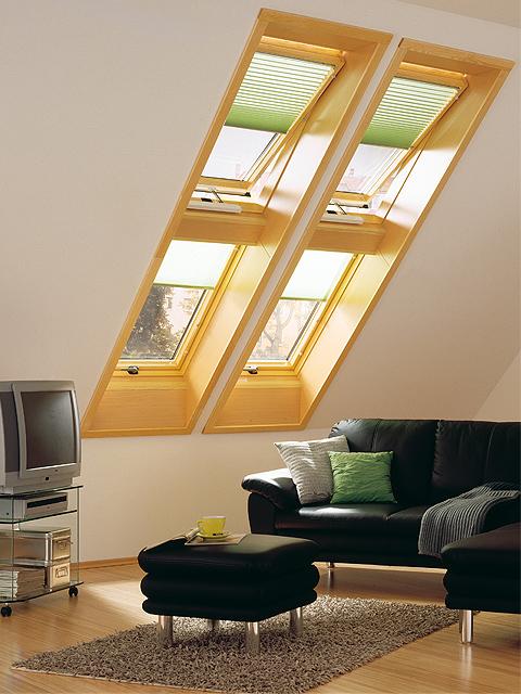 Venta y alquiler de ventanas de tejado y claraboyas - Claraboyas para tejados ...
