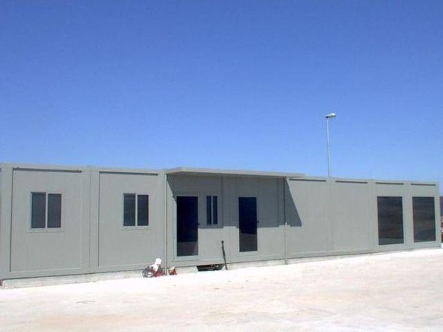 Venta y alquiler de construcciones modulares for Oficinas de correos en santiago de compostela