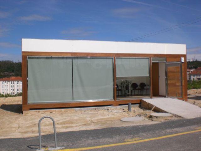 Venta y alquiler de construcciones modulares for Casetas jardin segunda mano