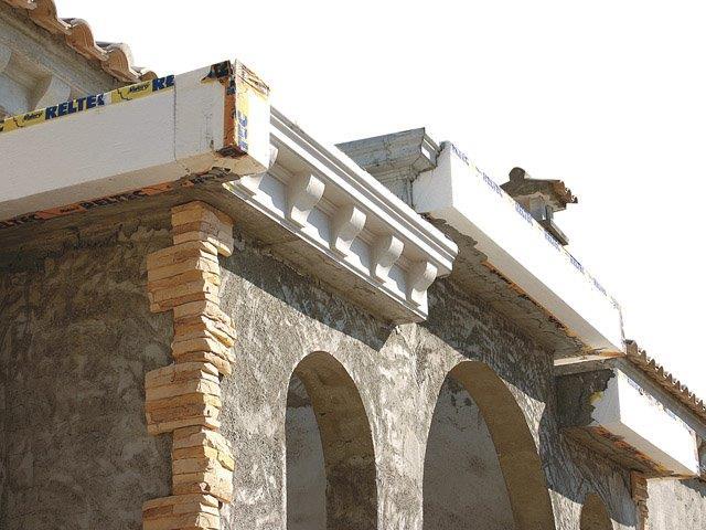 Venta y alquiler de estructuras - Molduras decorativas poliestireno ...