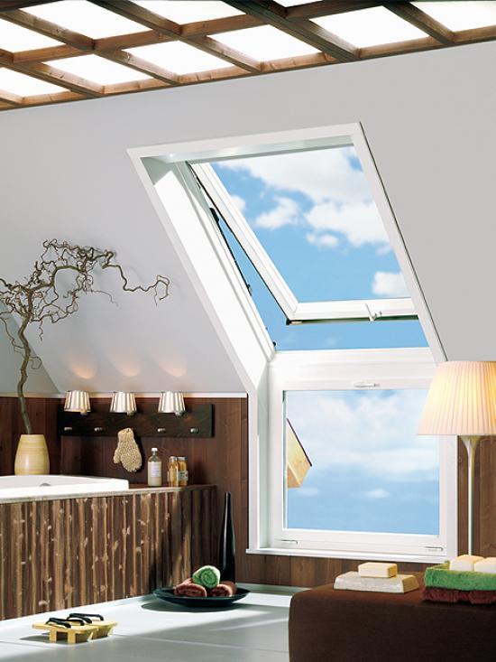 Venta y alquiler de ventanas de tejado y claraboyas for Persianas para claraboyas
