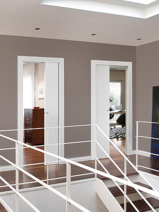 Puertas correderas con casoneto beautiful casoneto raso - Casoneto puerta corredera ...